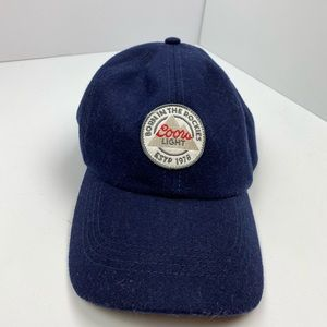 lucky brand | wool embroidered coors baseball hat